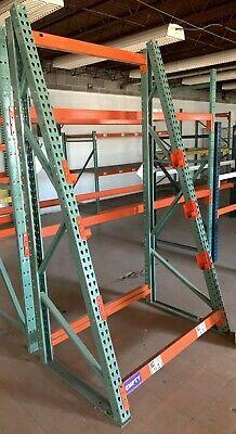 Wire Spool And Reel Storage Rack