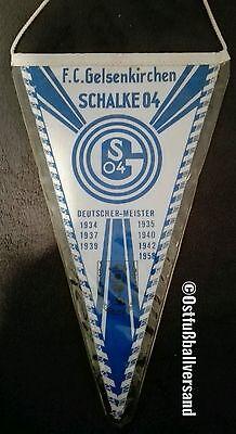 "*RAR* Wimpel ""Ausgabe DFB Pokalsieger 1972"" FC Schalke 04 S04 1.Bundesliga"