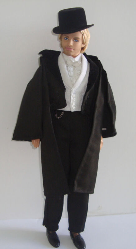 Barbie/KEN Suit/Tuxedo 7 Piece NEW! GREAT SET!!!