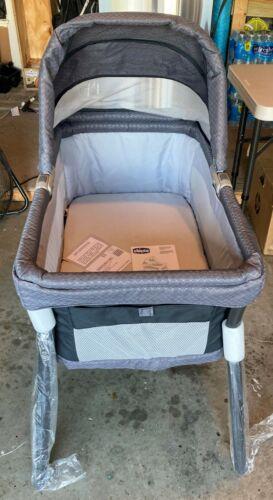 Chicco Baby LullaGo Nest Portable Poetic Bassinet - Gray