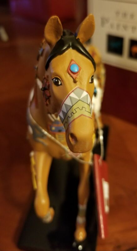 Trail of Painted Ponies RETIRED WIE TOU  1E/6481 NEW IN BOX