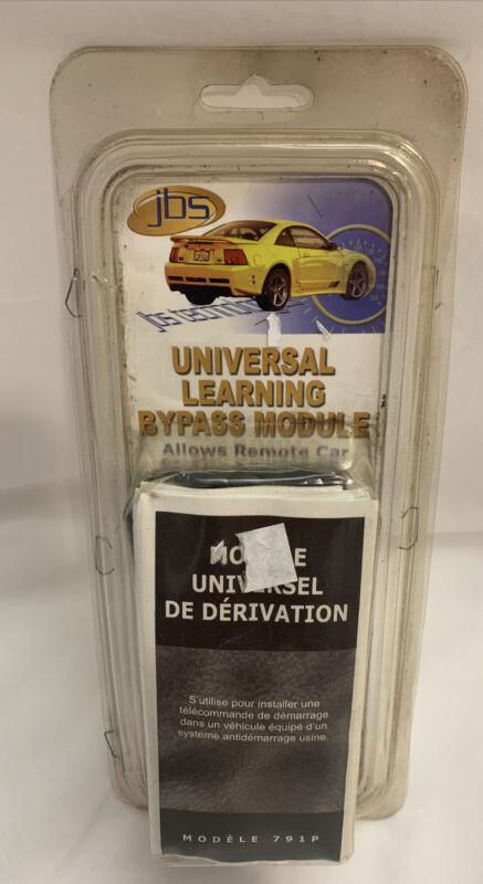 JBS Technologies Model 791 Universal Learning Bypass Module NEW