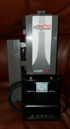 Coinco MAG50B Tested-Clean Bill Acceptor