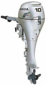 Honda BF10D2LHSD Marine Outboard Engine Karratha Industrial Estate Roebourne Area Preview