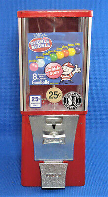 Eagle Gumball/Candy Vending Machine with Lock and No Key