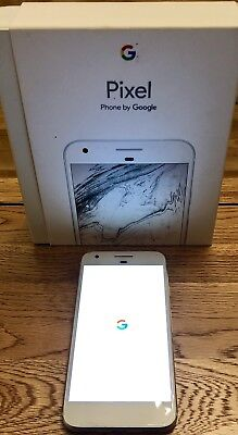 Google Pixel 32GB Smartphone (Very Silver) Boxed (Locked To EE Network) FreePost