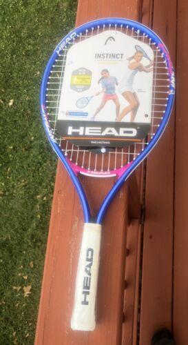 NEW - HEAD Instinct 23 Junior Tennis Racquet  Still In Plast