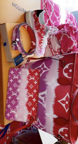 Louis Vuitton Escale Tote Bag