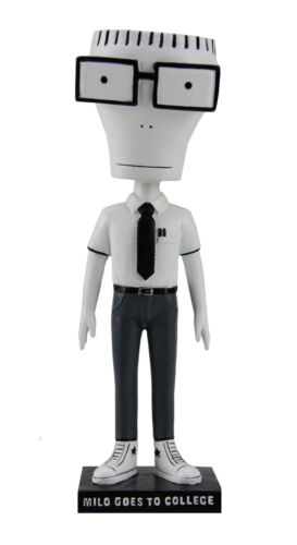 MILO of THE DESCENDENTS New 2020 MILO GOES TO COLLEGE BOBBLEHEAD FIGURE Preorder