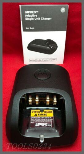 Motorola IMPRES Radio Single Unit Charging Base #WPLN4243A