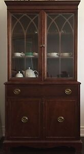 "China Cabinet ""Knechtel Homewood Furniture"""
