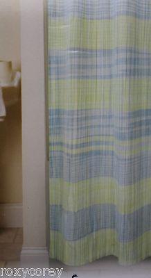 Home Classic Sumatra Cape Cod Fabric Shower Curtain 72x72 NWT Cape Cod Shower Curtain