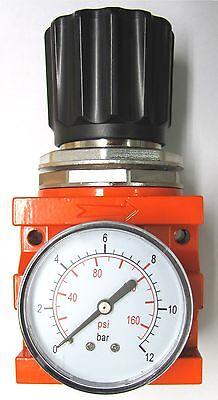 Druckminderer für  Kompressoen,1/4 Zoll,Druckluft-Regler,Druckregler