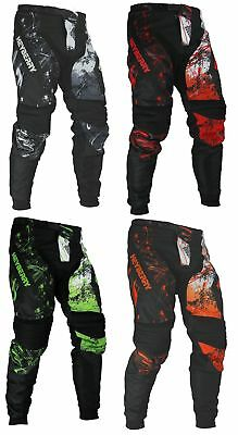Heyberry Motocross Hose Enduro Quad Offraod MX Dirt Pants M L XL XXL