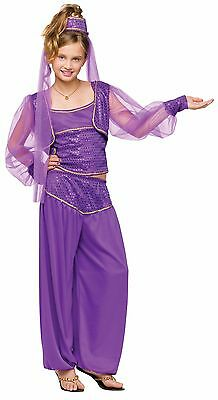 Dreamy Genie Belly Dancer Child Costume - Genie Child Costume