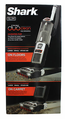 Shark DuoClean Upright Vacuum w Anti-Allergen Seal, HEPA Filter & Duster Tool