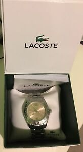 Lacoste watch for women