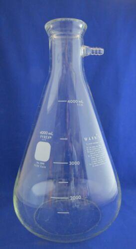 Pyrex 4000mL Filtering Flask  # 5340 4L Filter