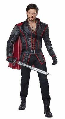 Disney Snow White Storybook Huntsman Prince Knight Adult Costume