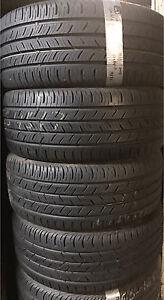 4 summer tires continental contiprocontact 225/45r17