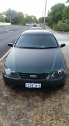 2007 Ford Falcon Sedan Maylands Bayswater Area Preview