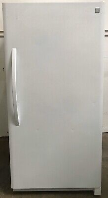 Kenmore -20 Upright Freezer 20.9 cf, Fully Tested, #253.21042410 See Description