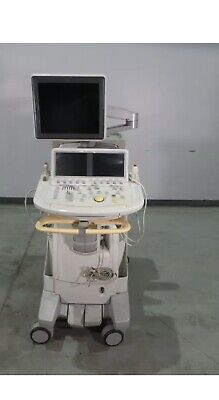 Philips Ie33 Ultrasound Machine With 2 Transducers