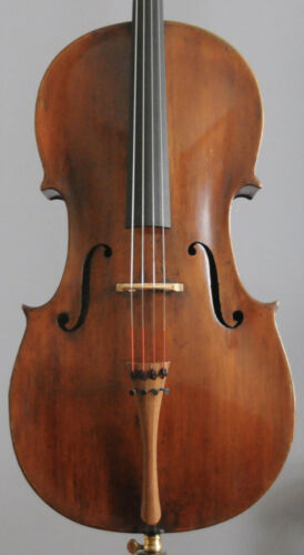 Good English cello 1825
