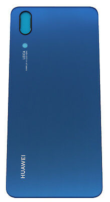 Huawei P20 Akkudeckel Backcover Battery Cover + Kleber  - Blau Blau Back Cover