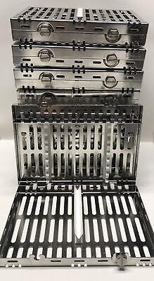 Hu-friedy Ims Signature Series 8 Instrument Dental Cassette