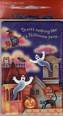 Spooky Halloween Party Invitations for all ages, 3 packs & 24 cards + - All Ages Halloween Party