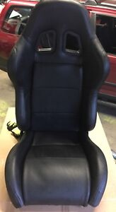 Leather Bucket Seat