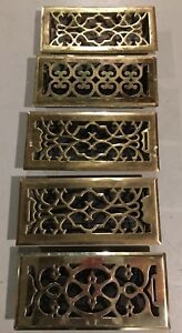 "4x10 ""brass"" vents"