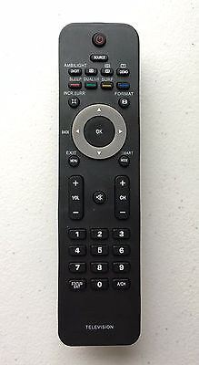 New PHILIPS Replacement TV Remote Control For 99% of Philips LCD LED Smart TV