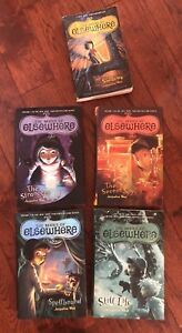 The Books of Elsewhere complete series