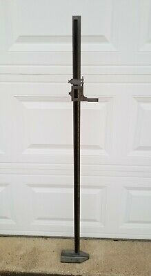 Starrett 48 Vernier Height Gage