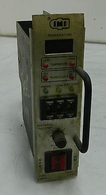 Ims Temperature Control Module Tm315d Used Warranty