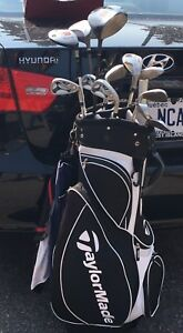 Golf Clubs with Bag and Accessories