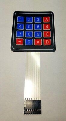 4x4 - 16 Key Switch Keypad Keyboard For Arduino