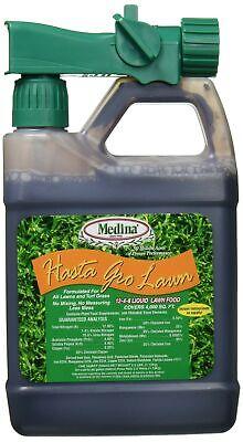 Medina 12-4-8 Ready-to-Spray HastaGro Lawn, 1 quart