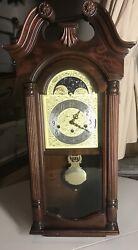 howard miller wall clock pendulum 613-557