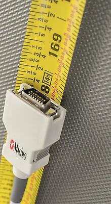 New 14 Ft Masimo Lncs Series 14-pin Spo2 Patient Cable Oem 2013 Lnc-14 008776