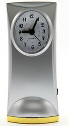 Loud Alarm Clock for Bedrooms - Inbuilt Torch for Bedside Nightstand - Portable