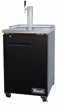 Migali C-dd23-1-hc Commercial Direct Draw Refrigerator Cooler Beer Dispenser