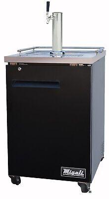 Migali C-dd23-1-hc Commercial Direct Draw Refrigerator Cooler Beer Dispenser