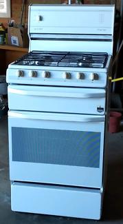 Package deal ( stove, rangehood and microwave )