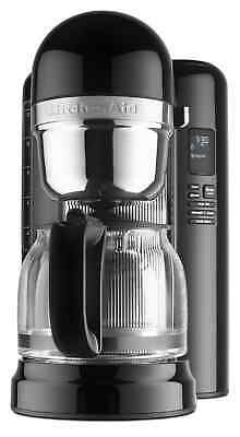 KitchenAid 12 Cup Coffee Maker with One Touch Brewing, KCM12