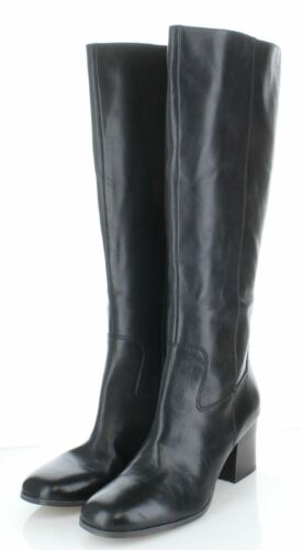 78-18 NEW 179 Women s Sz 10 M Franco Sarto Anberlin Leather Knee-High Boots - $21.50