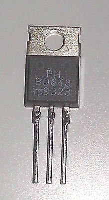 1 X TRANSISTOR PNP BD648