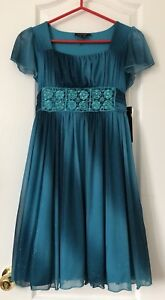 MyMichelle Dress size 16 girls New-with-tag